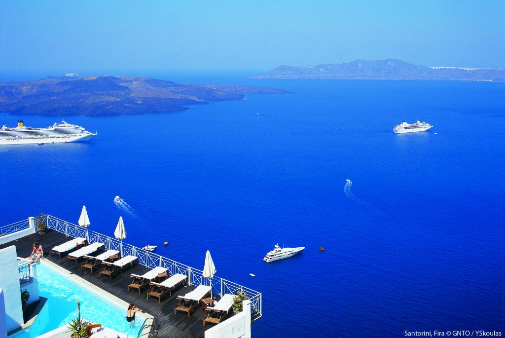 Cyclades Cruise