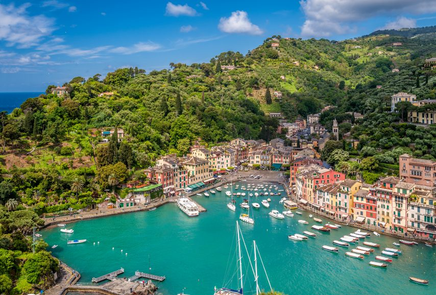 Cruise to Portofino