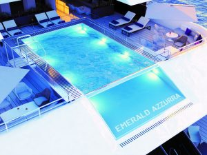 The Infinity Pool on Emerald Azzurra