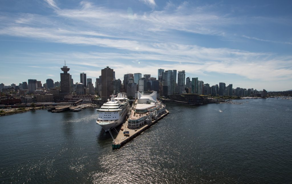 Cruise from Vancouver