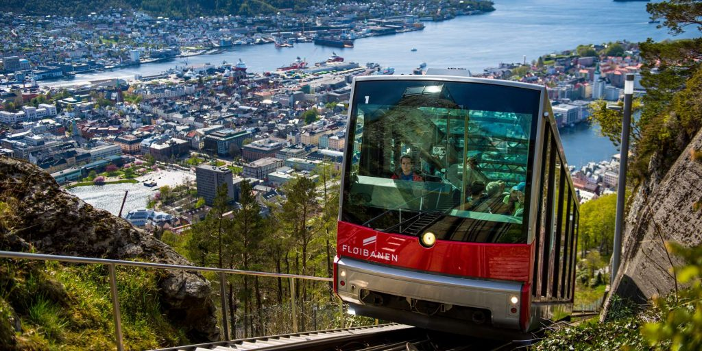 Cruise to Bergen