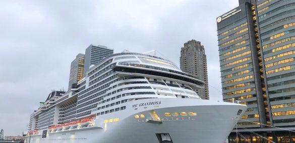 MSC Cruises Resumes Service in the Western Mediterranean