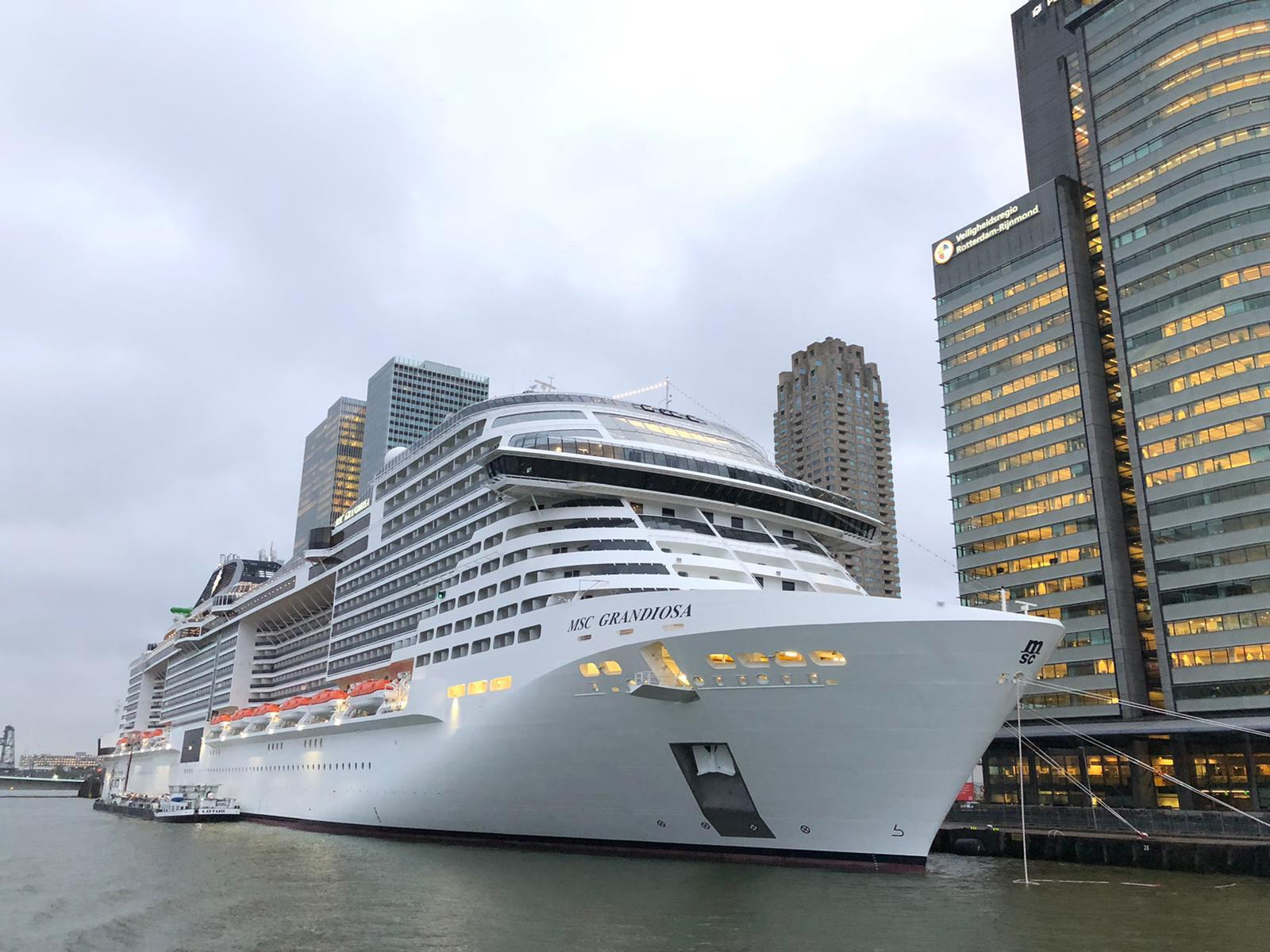 MSC Grandiosa: The Name Says It All | Porthole Cruise Magazine