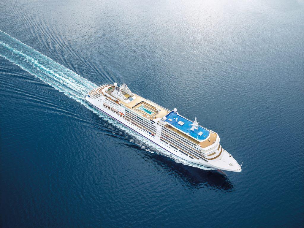 Silversea Cruises Silver Moon
