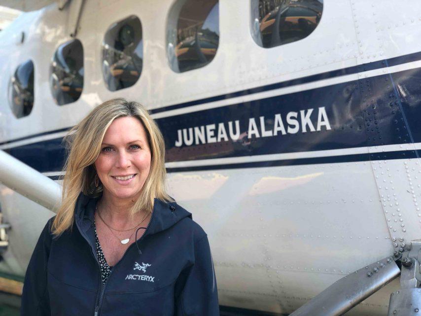 Alaska Sea Plane Ride