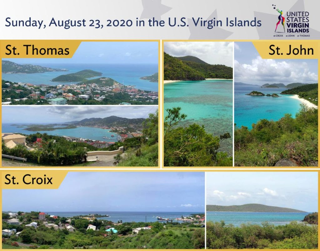 Usvi Unhed By Tropical Storm Laura
