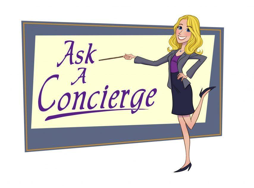 Ask A Concierge | Sarah Dandashy