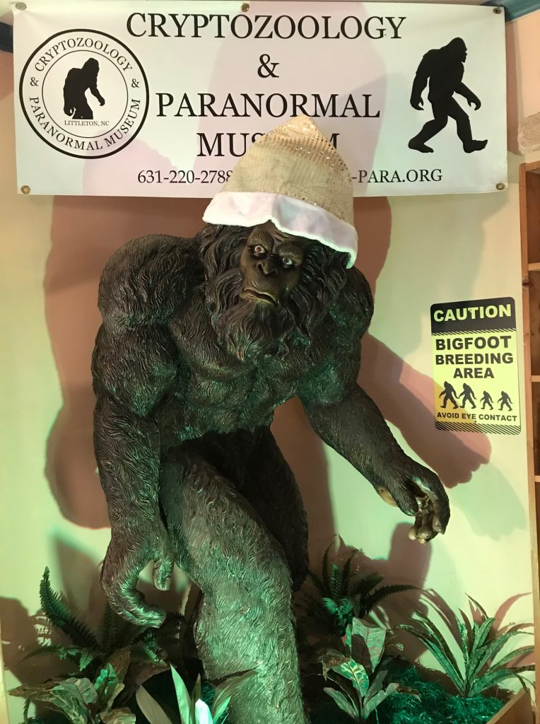 Cryptozoology & Paranormal Museum