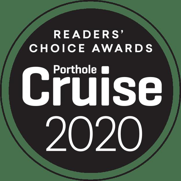 Porthole Cruise Magazine Reveals Winners of 22nd Annual Readers' Choice Awards (November 2020)