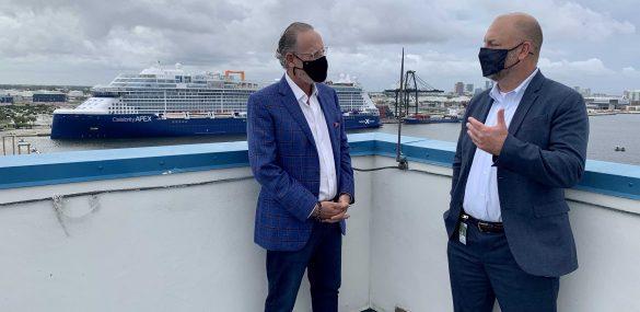 Porthole Cruise Exclusive: Port Everglades Prepares for Cruising's Return
