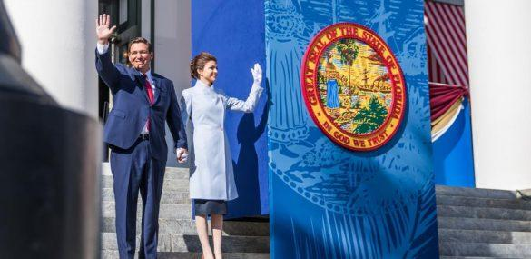Florida Governor Calls on CDC to Let Cruises Sail