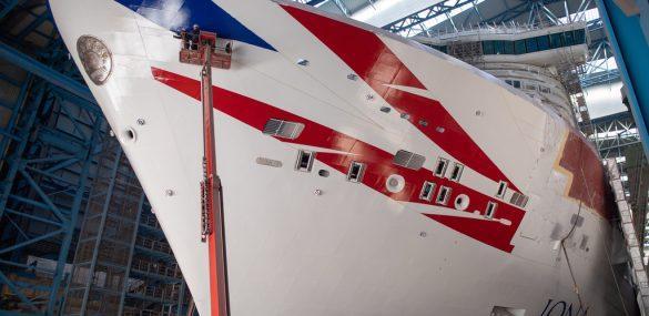 P&O Cruises Welcomes <i></noscript><img class=
