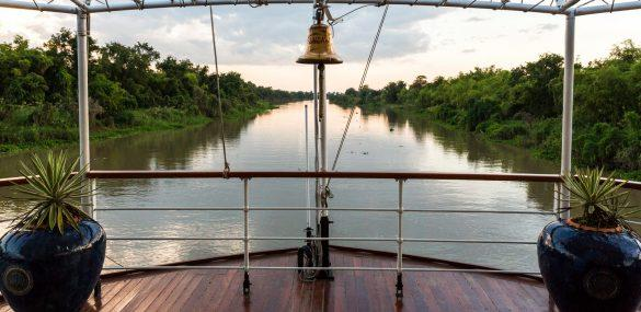 Asian River Cruise Line Pandaw Shuts Down After 25 Years