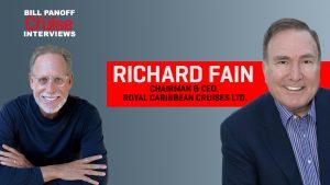 'Pent-up Demand' for Cruising Says CEO Royal Caribbean Cruises Ltd
