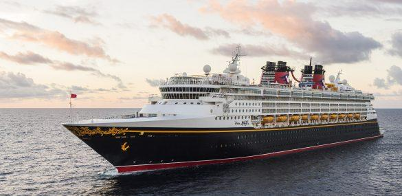"""Disney Cruise Line Offering """"Staycations"""" for UK Residents"""