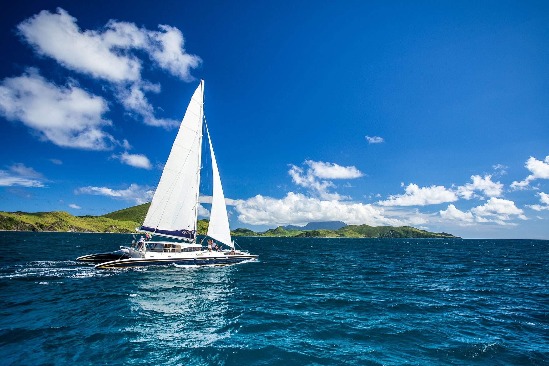 How to Kick Back and Relax in St. Kitts