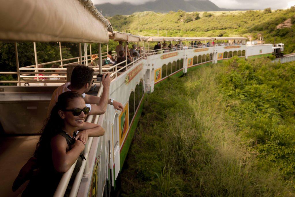St. Kitts Scenic Railway