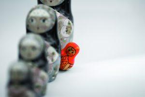From Russia With Love: Matryoshka Nesting Dolls