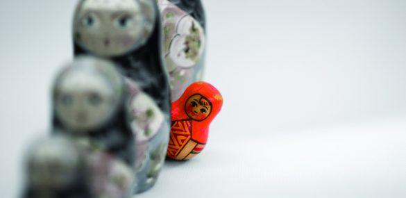 From Russia With Love: Matryoshka Nesting Dolls