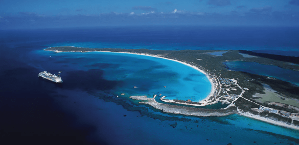 Holland America Line To Celebrate 25 Years at Half Moon Cay