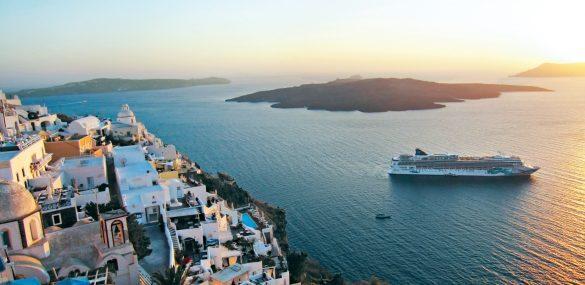 Norwegian Cruise Line Ready to Restart from Greece