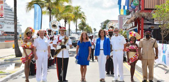 Crystal Cruises Resumes Ocean Operation from Nassau