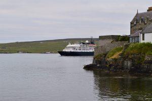 Cruising Returns to Scotland