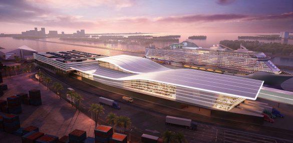 MSC Cruises, Fincantieri Announce New PortMiami Cruise Terminal