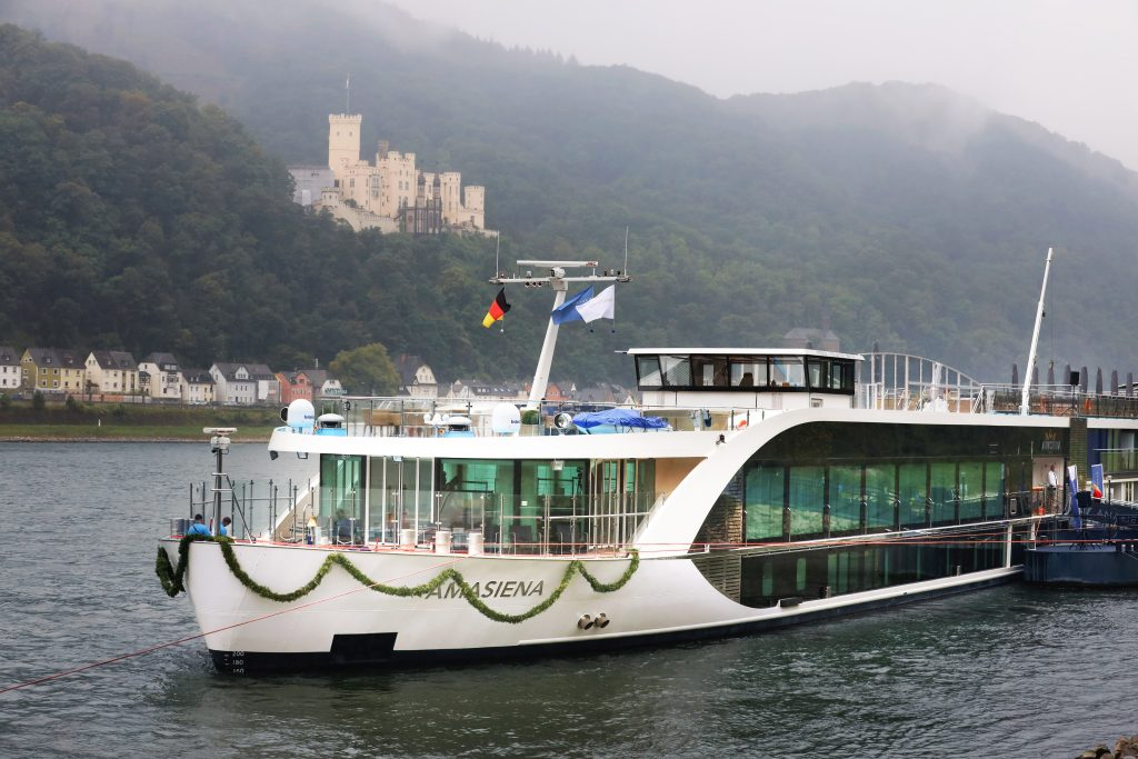 AmaWaterways Welcomes AmaSiena to River Cruise Fleet