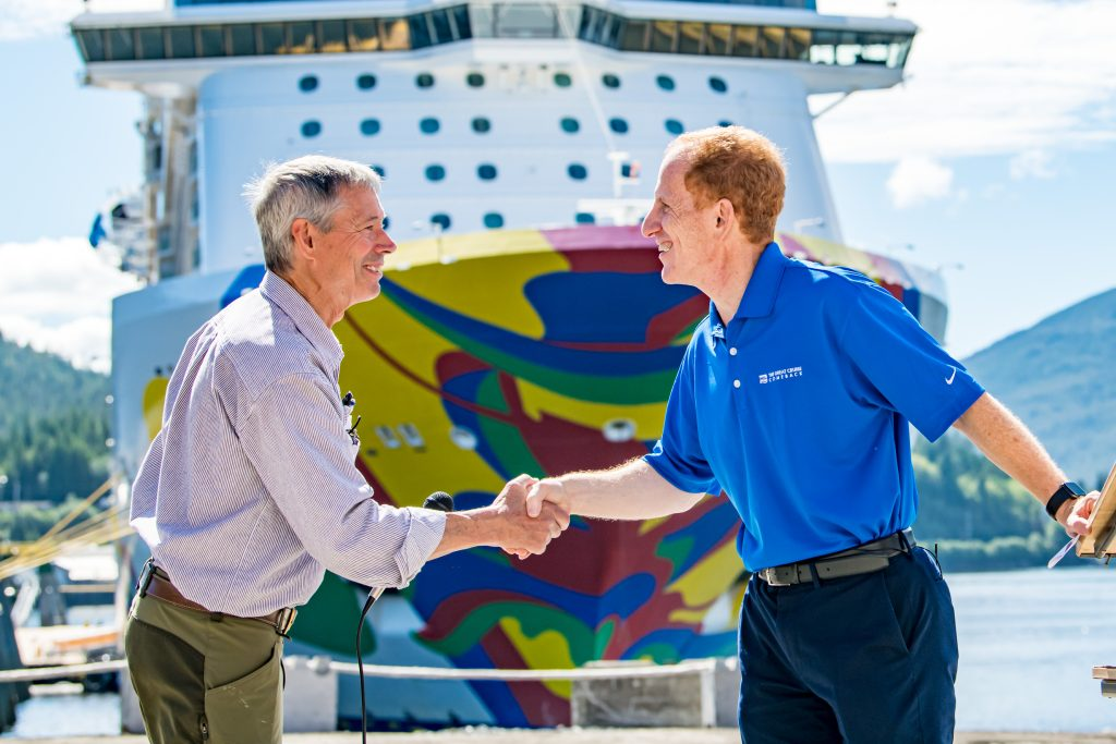 NCL CEO Talks Cruising Restart and the Future of the Cruise Line