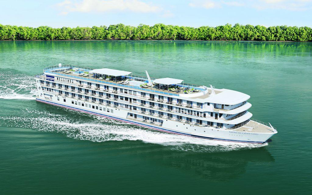 American Melody Debuts with 22-Day Mississippi River Cruise