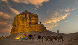 Saudi Arabia Wants 100 Million Visitors by 2030
