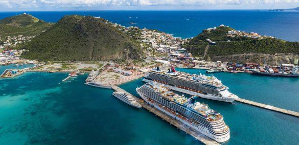 """""""Great Enthusiasm"""" for Cruise Return Says New St. Maarten Tourism Minister"""