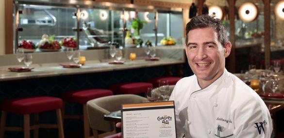 Flavor Stars: Chefs Anthony Sasso and Steven Raichlen