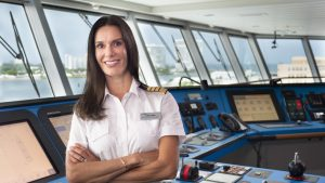 Captain Kate McCue Named Captain of the Upcoming <i></noscript><img class=