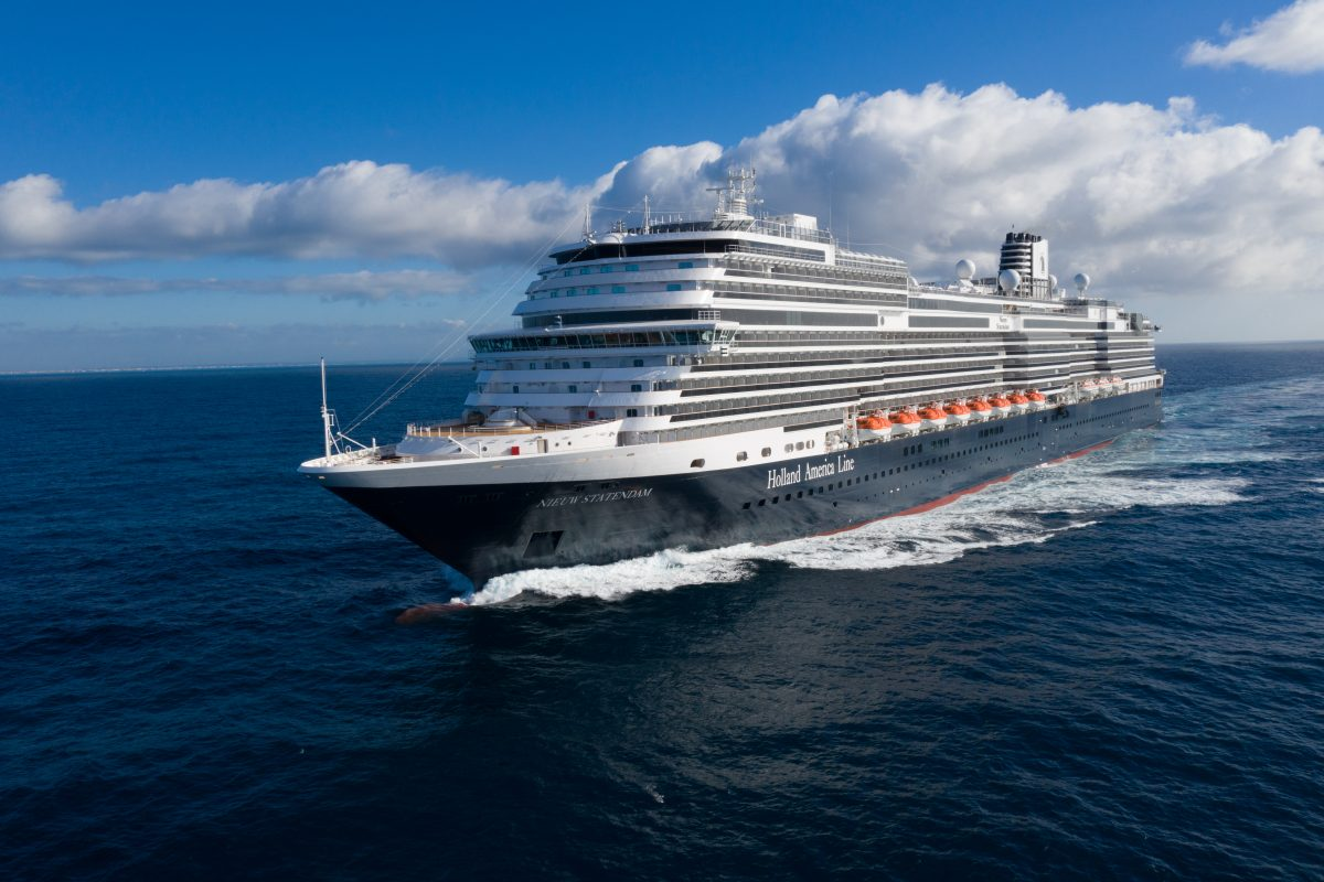 Holland America Line Nieuw Statendam Cruise Ship Review