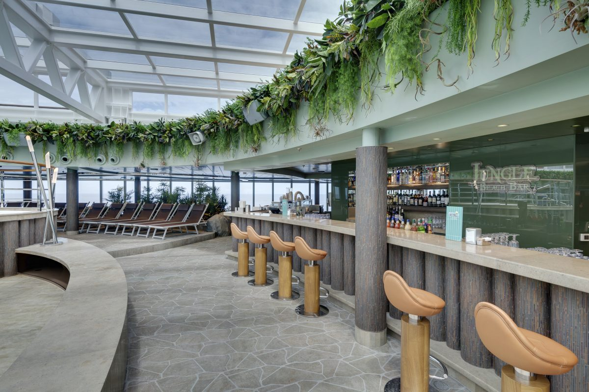 MSC Seaview, Jungle Beach Bar