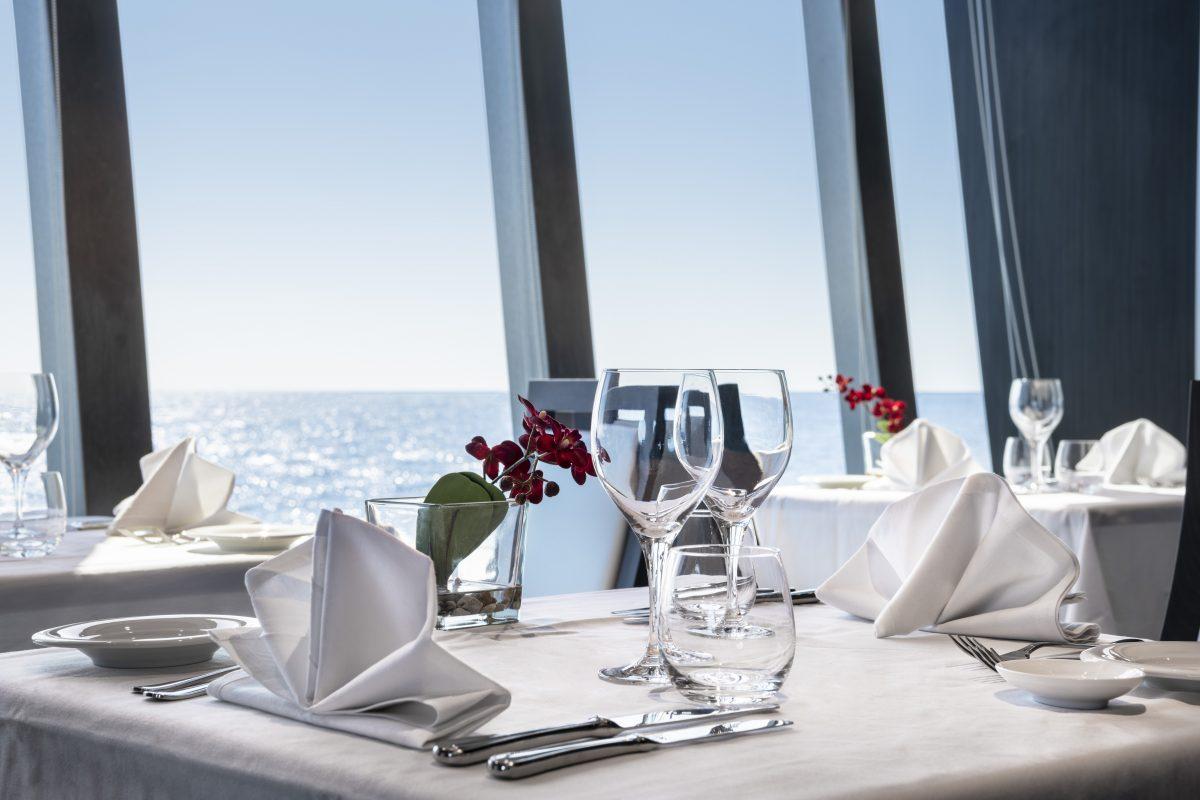 MSC Bellissima, Lighthouse Restaurant