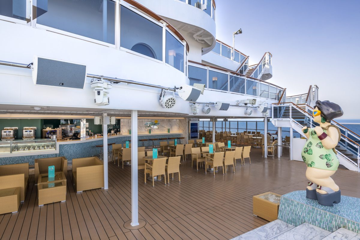MSC Seaview, Panorama Bar