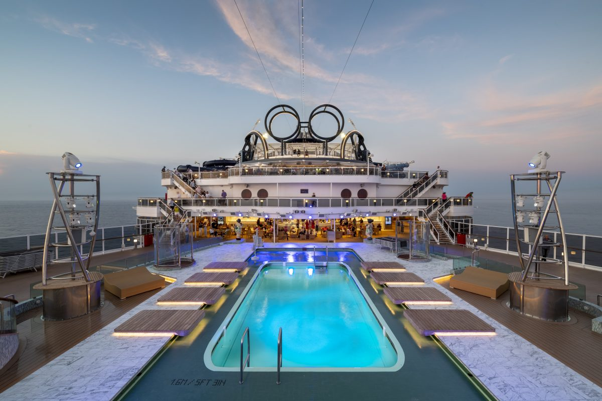 MSC Seaview, Panorama Pool