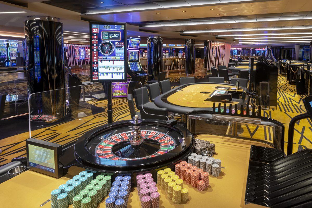 MSC Bellissima, Imperial Casino