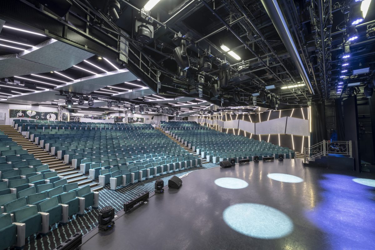 MSC Bellissima, London Theatre