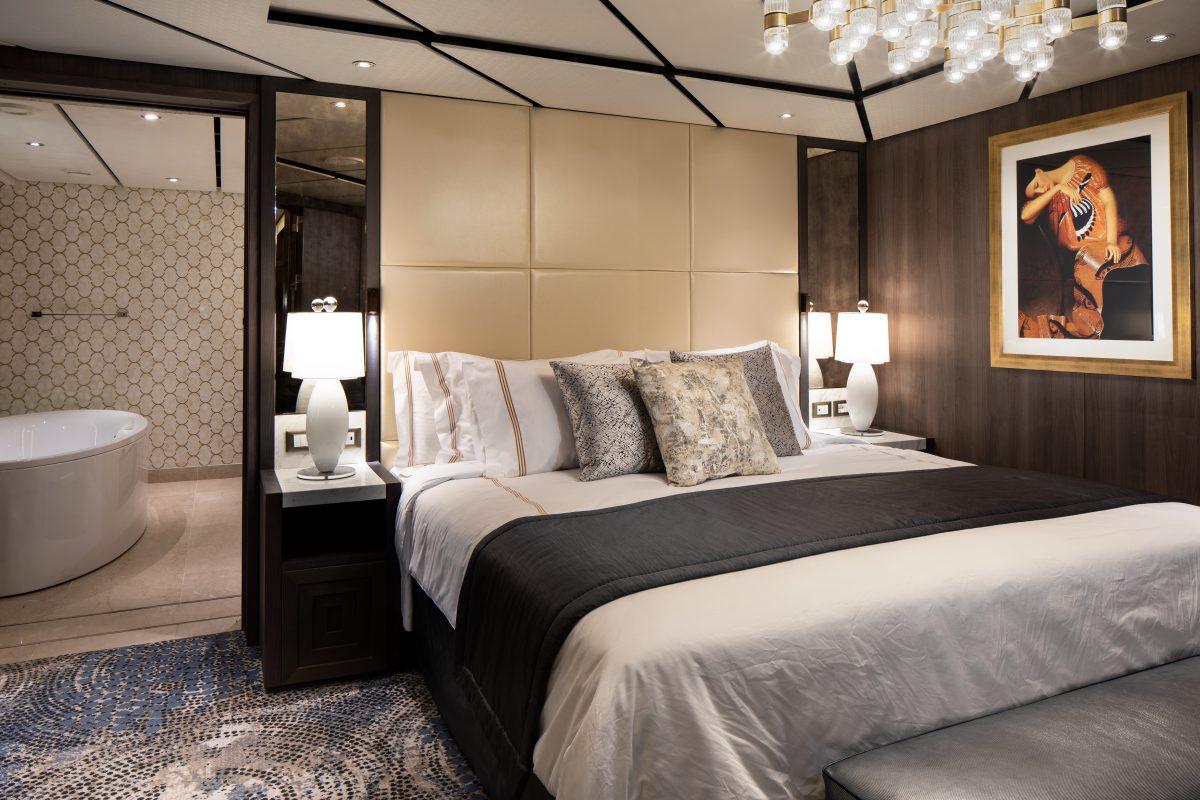 Holland America Line Nieuw Statendam Cruise Ship Review